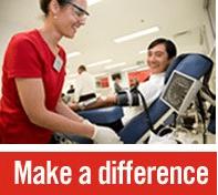 Blood Service Refurbishment