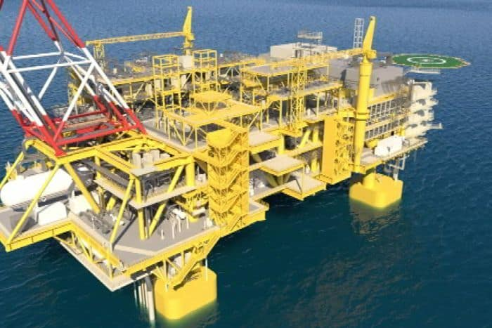 Wheatstone LNG Onslow