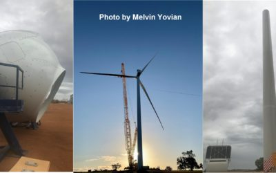Yandin Windfarm | Planning and Tracking | EOT Claims