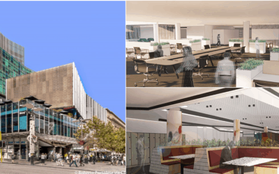 140 William St Perth – Level 5 and 6 Fitout | Project Planning